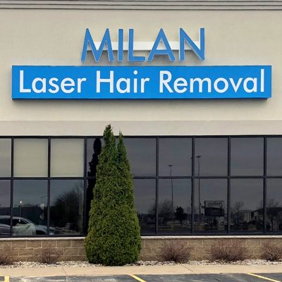 Milan Laser Hair Removal Appleton