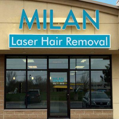Milan Laser Hair Removal Davenport