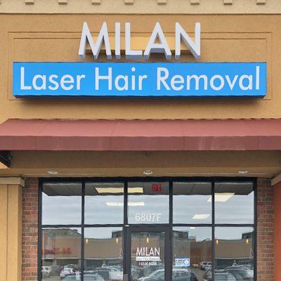 Milan Laser Hair Removal Edina