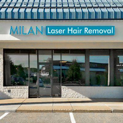 Milan Laser Hair Removal Erie