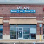 Milan Laser Hair Removal Greenwood Exterior