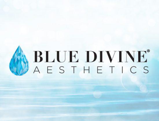 Blue Divine Aesthetics