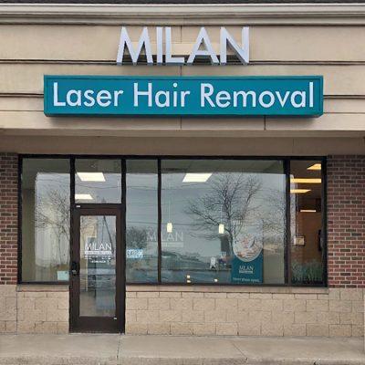 Milan Laser Hair Removal Lansing