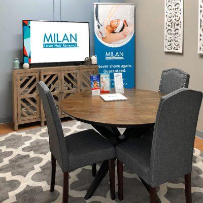 Milan Laser Hair Removal Maple Grove
