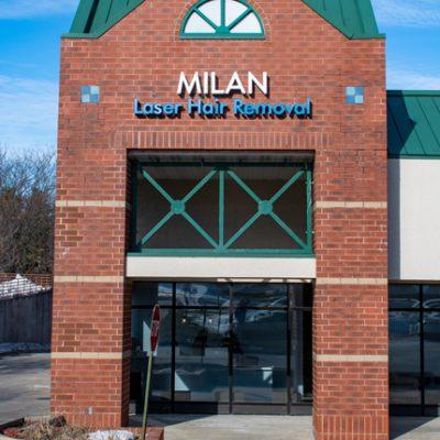 Milan Laser Hair Removal Des Moines