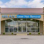 Milan Laser Hair Removal Evansville Exterior