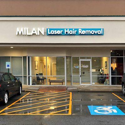Milan Laser Hair Removal Rochester, NY