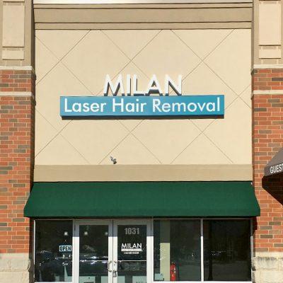 Milan Laser Hair Removal Scranton