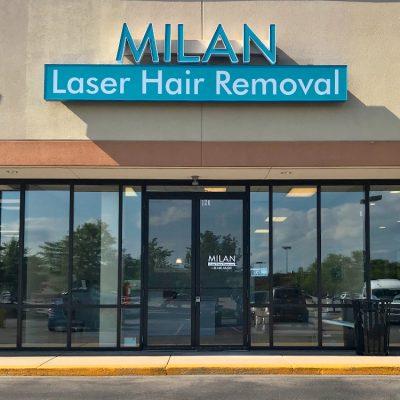 Milan Laser Hair Removal South Bend