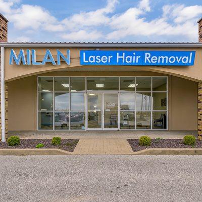 Milan Laser Hair Removal Evansville