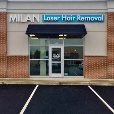 Milan Laser Hair Removal York