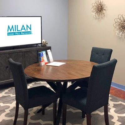 Milan Laser Hair Removal Indianapolis South (Greenwood)