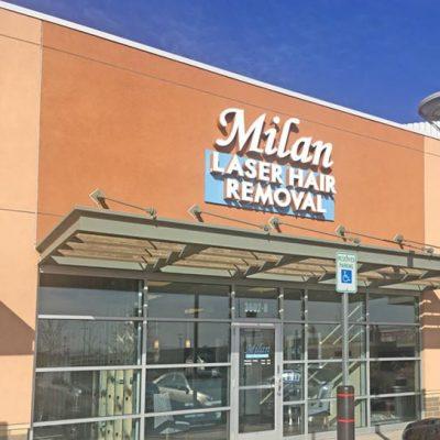 Milan Laser Hair Removal Denver South