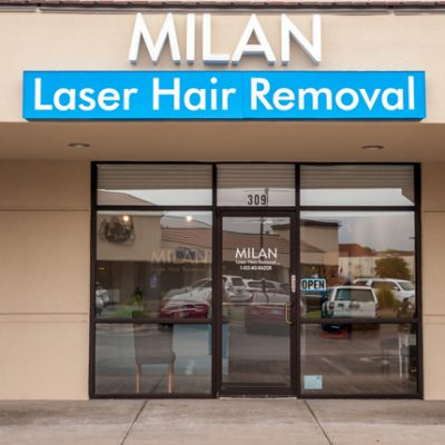 Milan Laser Hair Removal Wichita