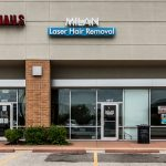 Milan Laser Hair Removal Brentwood Exterior