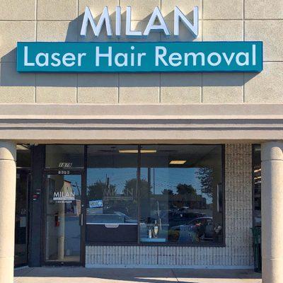 Milan Laser Hair Removal Allentown