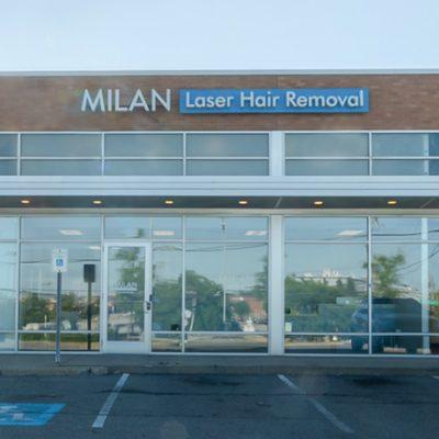 Milan Laser Hair Removal Robinson