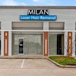 Milan Laser Hair Removal Exterior