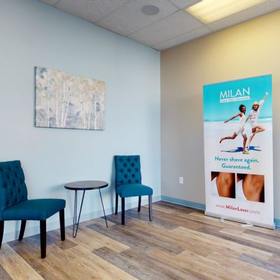 Milan Laser Hair Removal Salt Lake City (Riverdale)