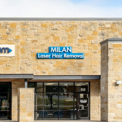 Milan Laser Hair Removal Kileen