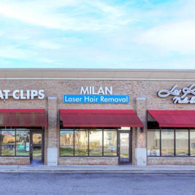 Milan Laser Hair Removal Roseville