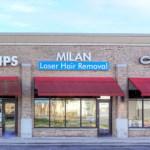 Milan Laser Hair Removal Roseville Exterior